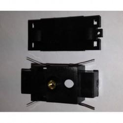 Boitier vide sans les roues avec les contacts pour Tenshodo. Entre-axes: 31mm