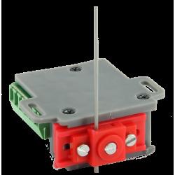 Moteur lent pour aiguillages de tout type avec interrupteur auxilliaire