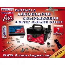 Ensemble Aérographe & Compresseur