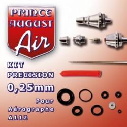 Kit de précision 0,25 mm pour Aérographe A112