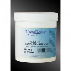 Plâtre synthétique coulage blanc 5000g