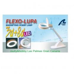 LAMPE - LOUPE LED