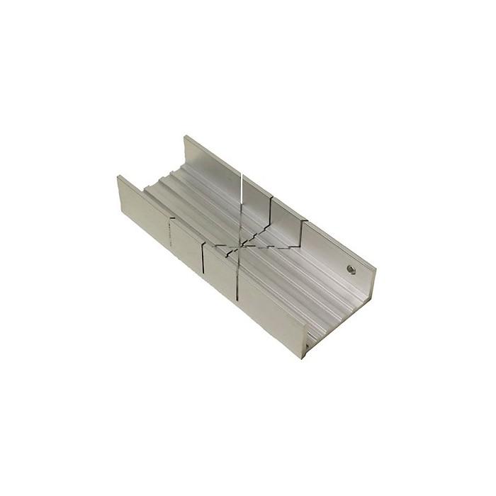Boite à onglet seule en aluminium
