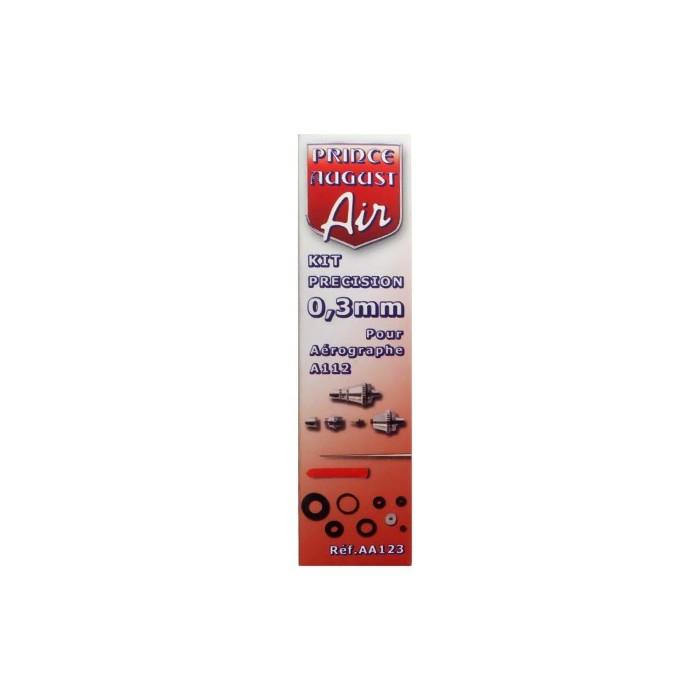 Kit de précision 0.3 mm pour Aérographe A112