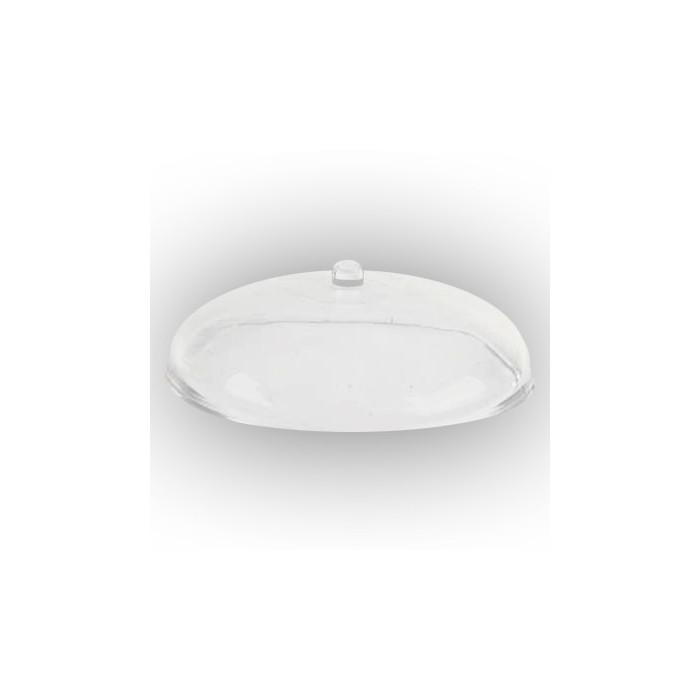 Dôme elliptique transparent VHE-300. 2 pièces