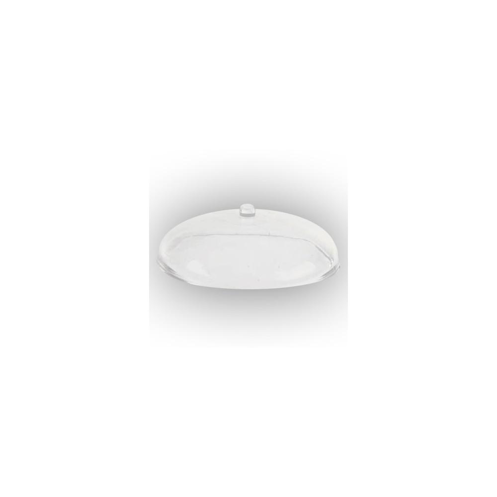 Dôme elliptique transparent VHE-36. 5 pièces