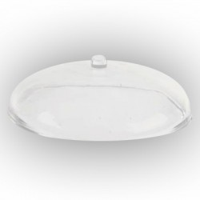 Dôme elliptique transparent VHE-40. 5 pièces