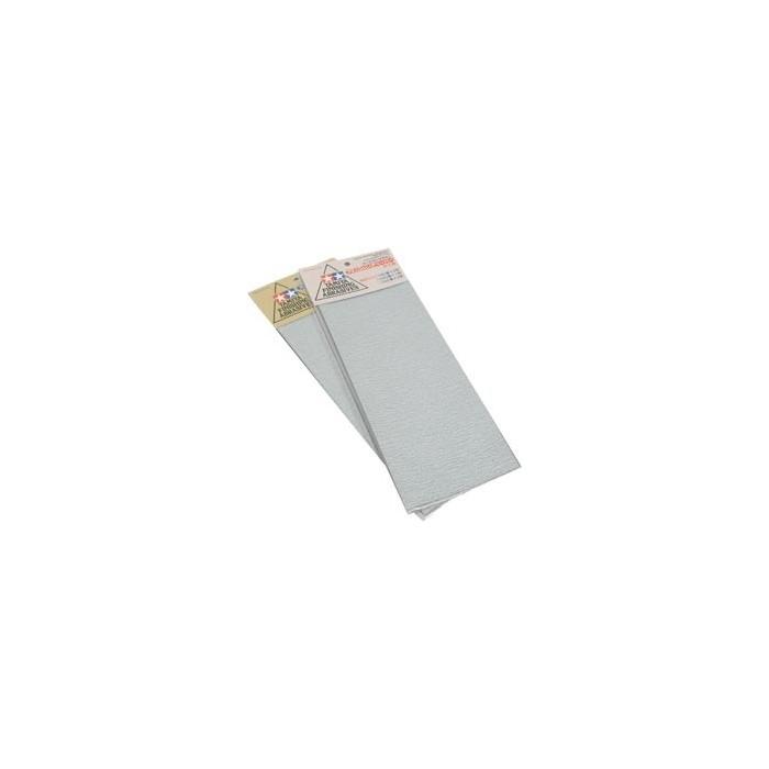 Set de papiers abrasifs / Grain moyen : 180-240-320