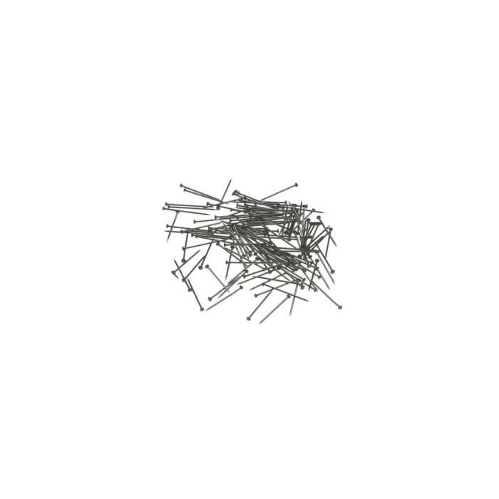 Clous de fixation fins pour rails et aiguillages