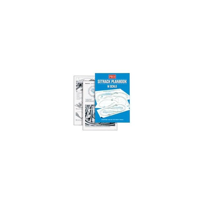 SeRAIL OO/HO Planbook