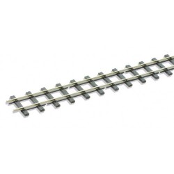 Rail flexible code 200, 914 mm. Les 12 rails