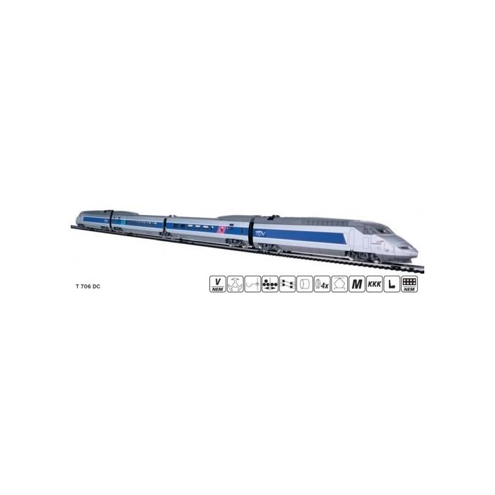 Coffret de Train : TGV Atlantique HOBBY DC