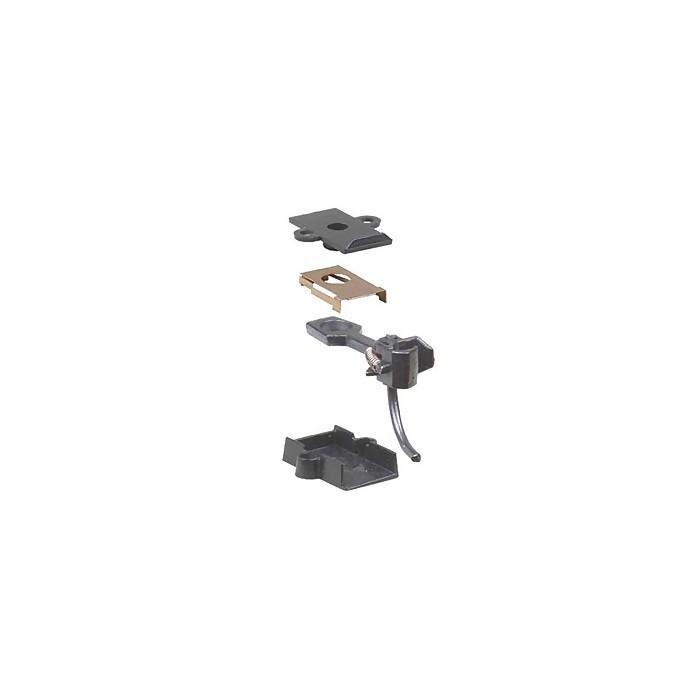 "5 Universal Metal Coupler-Medium (19/64"") Centerset Shank"