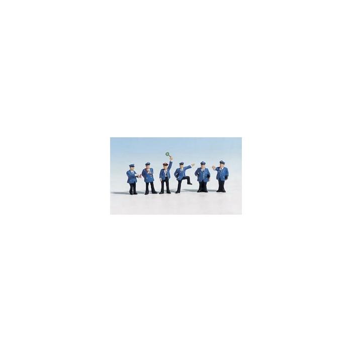 H0 / Personnel de Chemin de Fer