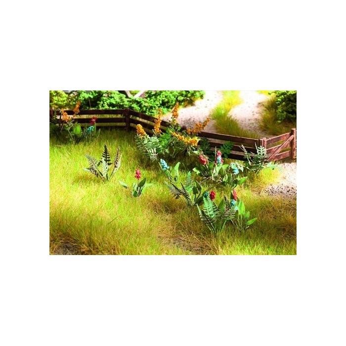 HO / Laser-Cut minis fleurs des prés et des champs