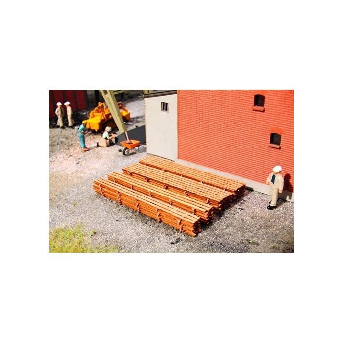 HO / Laser-Cut Piles de planches