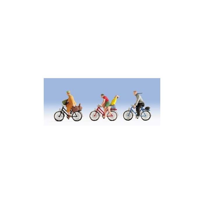 H0 / Cyclistes