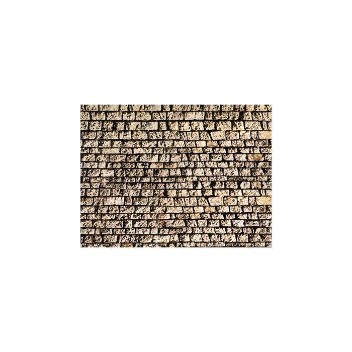 H0,TT / Mur de Pierre de Taille