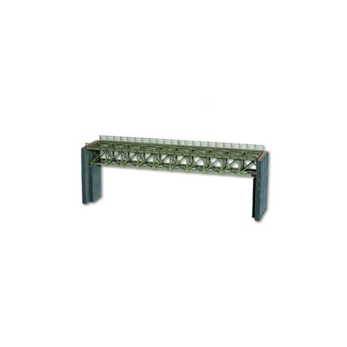 H0 / Pont d'acier