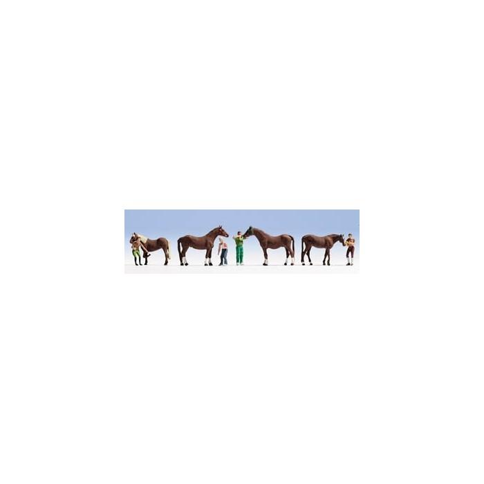 H0 / Soin de cheval