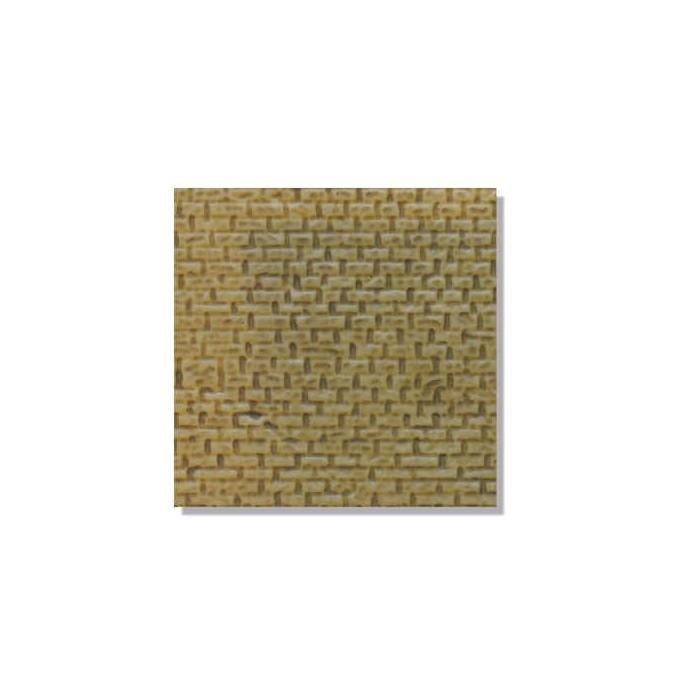 Plaque du mur en pierre HO
