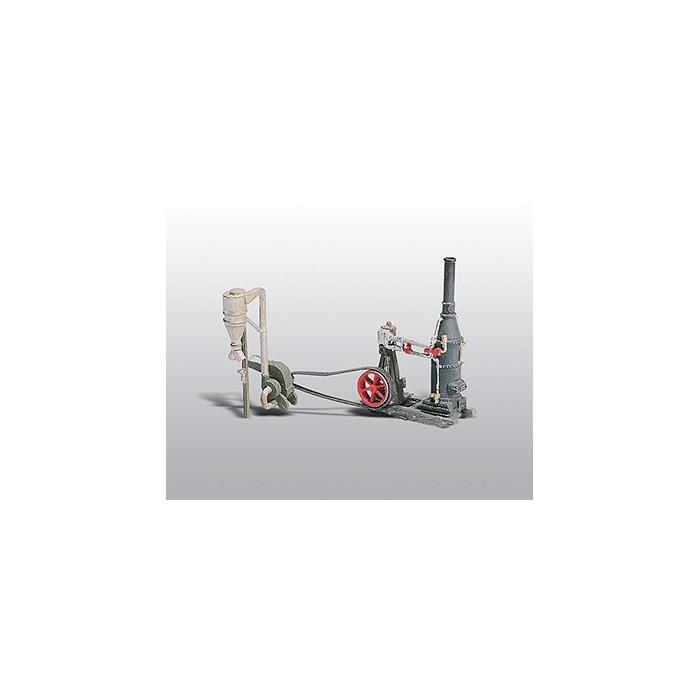 HO / Woodland Scenics : Machine à moudre