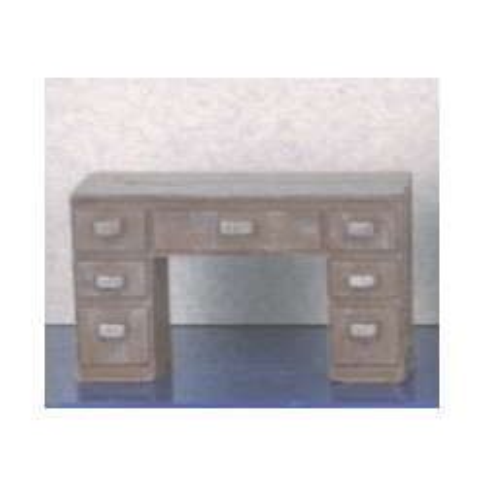Bureau 7 tiroirs