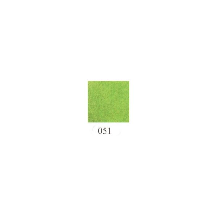 Flocage R vert herbe clair