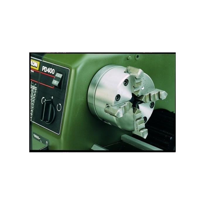 Mandrin 4 mors à serrage concentrique pour PD 400 Ø 100 mm