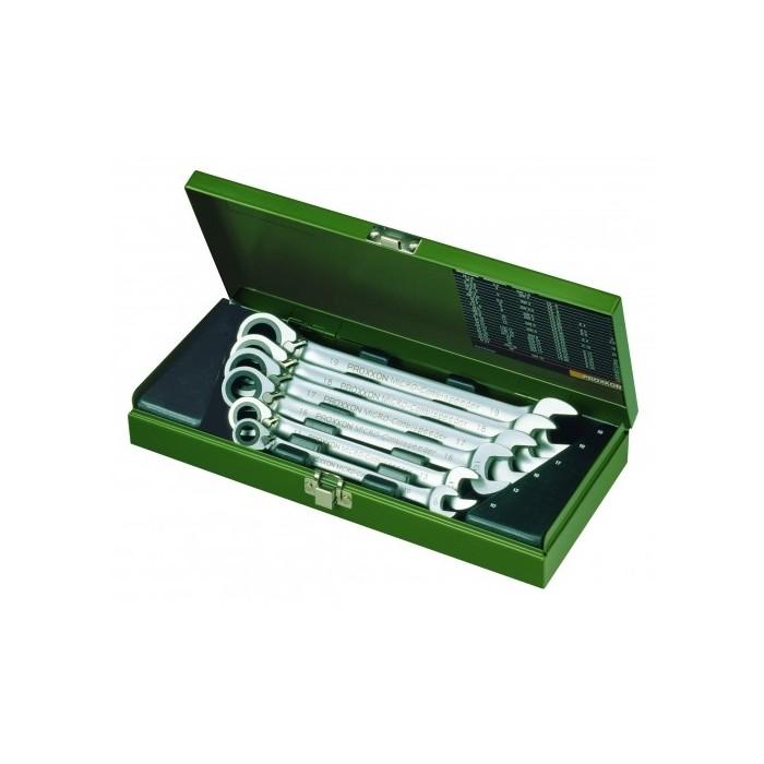 Coffret clés MICRO-Combispeeder de 10 à 19 mm 6 pièces