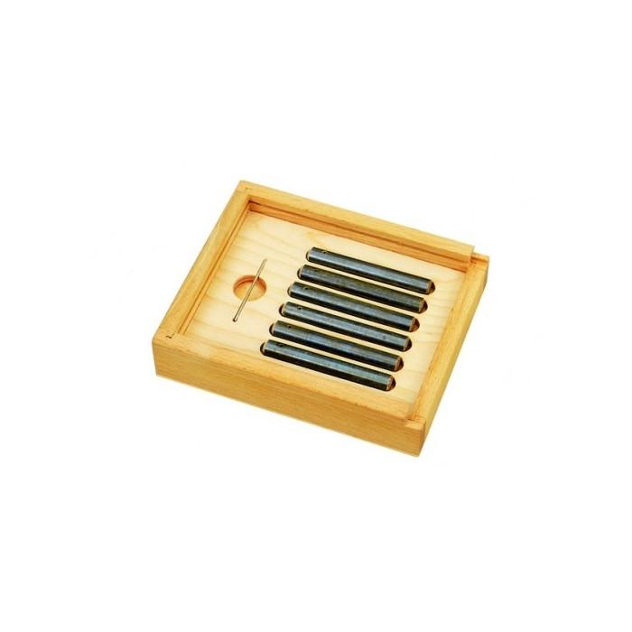 Adaptateur pour forets hélicoîdales de Ø 1,5 à 3 mm