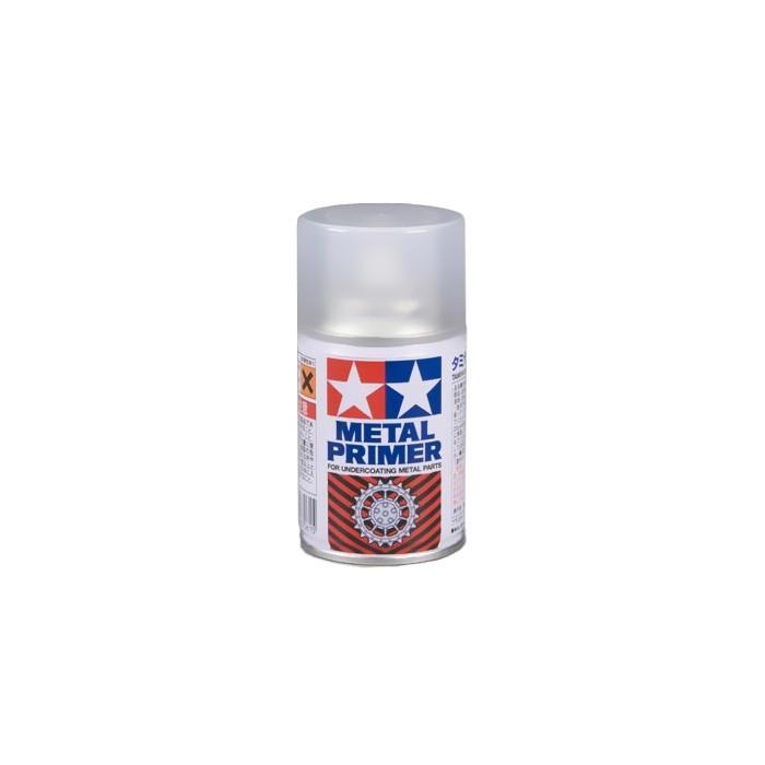 Apprêt pour métal en spray en bombe de 100 ml