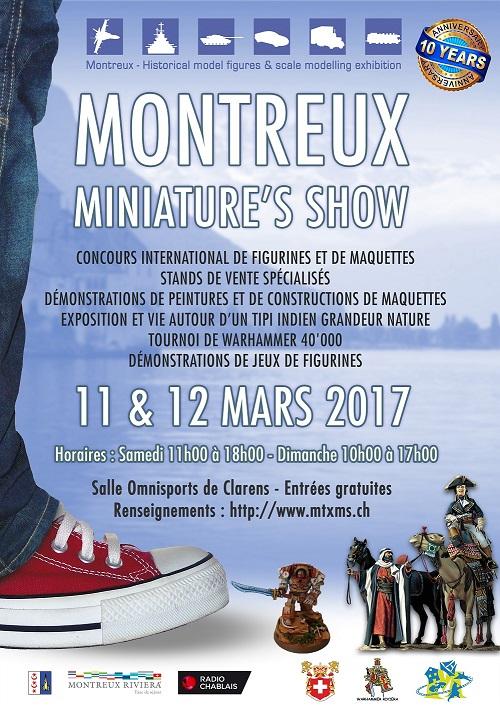 Montreux Miniature's show
